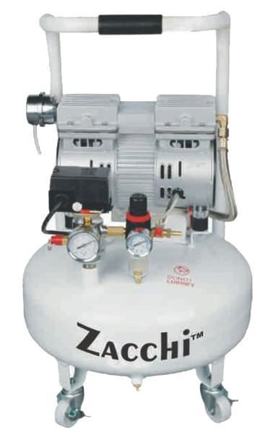 Zacchi Oil Free Noiseless Compressor OF550-9L の画像
