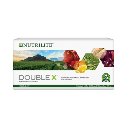 Nutrilite Double X 31-Day Supply の画像