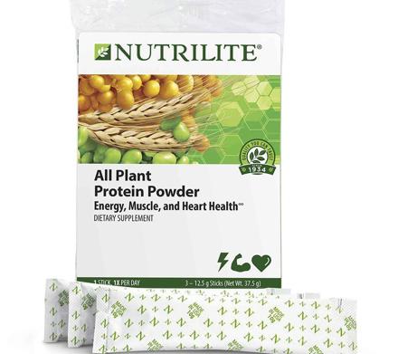 Nutrilite All Plant Protein Powder Stick の画像