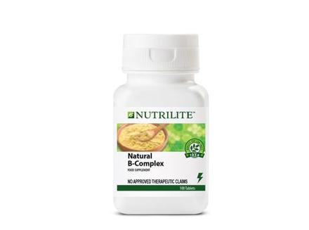 Nutrilite Natural B-Complex Tablet의 그림