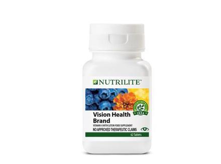 Nutrilite Vision Health Brand의 그림