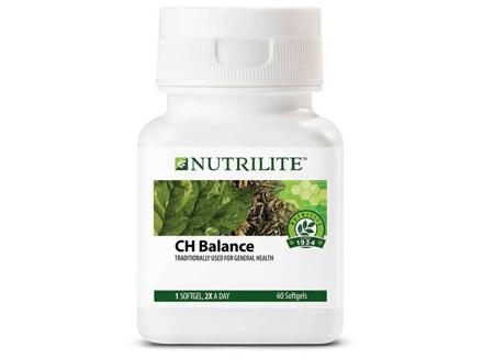 Nutrilite CH Balance Green Tea Extract Softgel Capsule의 그림