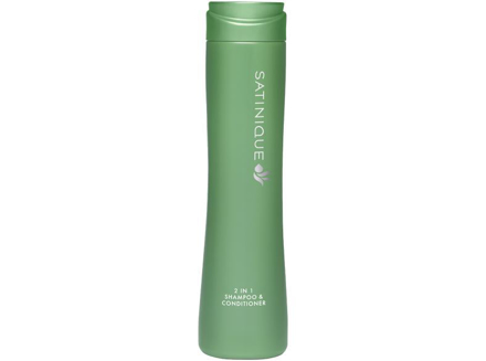 Satinique 2 In 1 Shampoo And Conditioner の画像