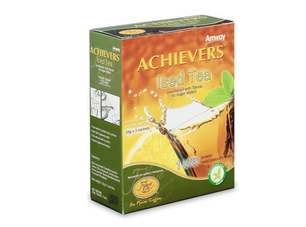 Achievers Iced Tea With Stevia의 그림