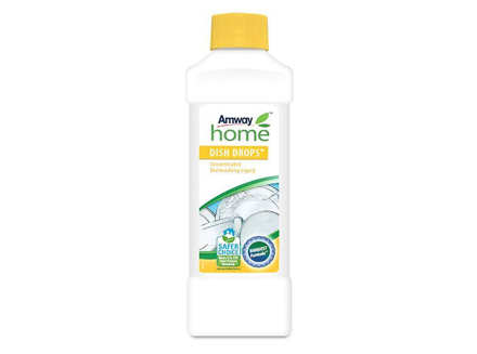 Dish Drops Concentrated Dishwashing Liquid With BioQuest Formula の画像
