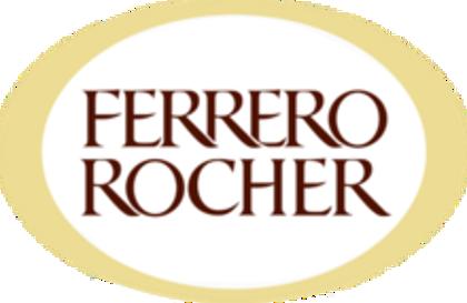 제조업체 그림 Ferrero Rocher