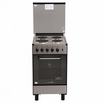 La Germania FS5004 40XR 50cm range, 4 Electric Hotplate | Electric Oven | Electric Grill with Rotisserie の画像