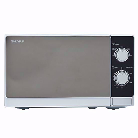 Sharp R 20A(S) 20 Liters, Microwave Oven の画像