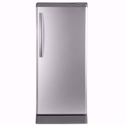SHARP SJ-DTH55BS-SL 5.5 cu.ft Single Door Semi-Automatic Defrost の画像