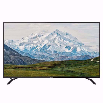 Sharp UHD 4T C60AH1X 60-inch, Ultra HD, Smart TV の画像