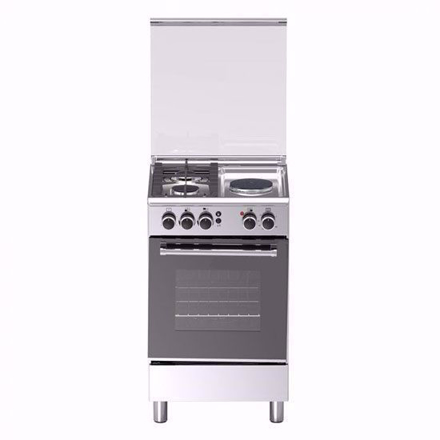 Tecnogas TFG5521CRVSSC 50cm Range, 2 Gas and 1 Electric Hot Plate의 그림