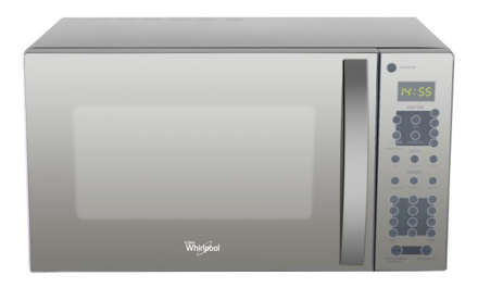 Whirlpool MWX 203ESB 20 Liters, Microwave Oven の画像