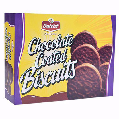 Picture of Dutche Chocolate Coated Biscuit 400g