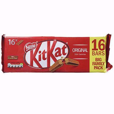 Kit Kat 16 bars の画像