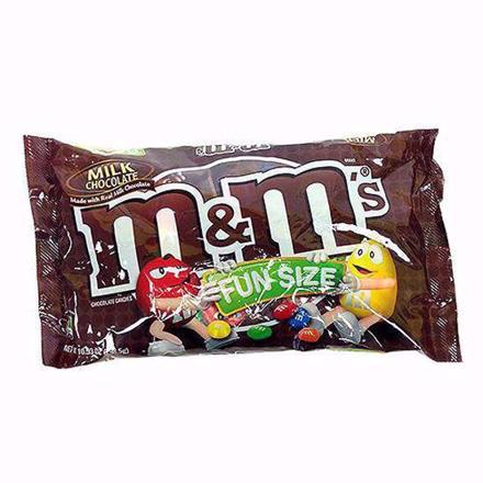 M&M 's Fun Size の画像