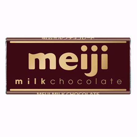 Meiji Milk Chocolate의 그림