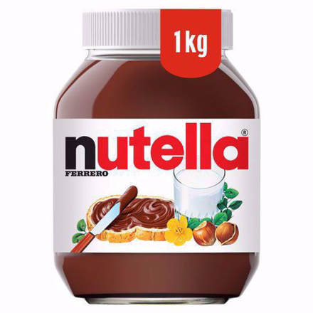 Nutella Chocolate Hazelnut Spread 1Kg의 그림