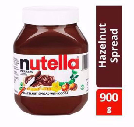 Nutella Chocolate Hazelnut Spread 900g의 그림