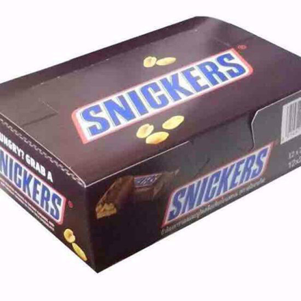 Snickers 20g X 12 Bars の画像