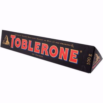 Toblerone Dark Chocolate 100g の画像