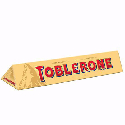 Toblerone Milk Chocolate 100g의 그림
