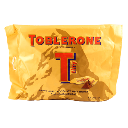 Toblerone Tiny Milk Chocolate의 그림