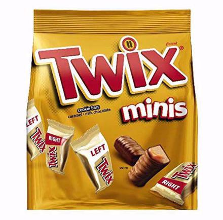 Twix Minis の画像