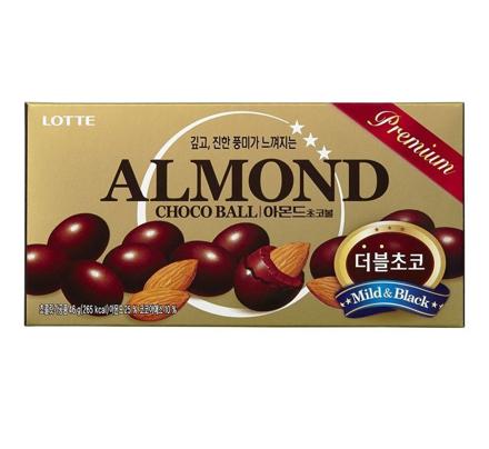 Almond Choco Ball の画像