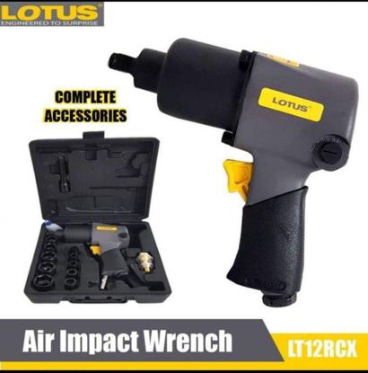 "Picture of Lotus Air Impact Wrench 1/2"" W/ Kit LT12RCX"