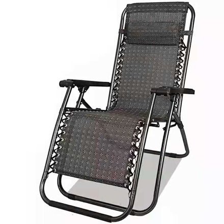 Deck Chair Brown の画像
