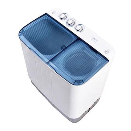 Midea Twin Tub Washing Machine  FP-90LTT060GMTM-B の画像