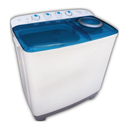 Picture of Midea Twin Tub Washing Machine  FP-90LTT080GMTM-B