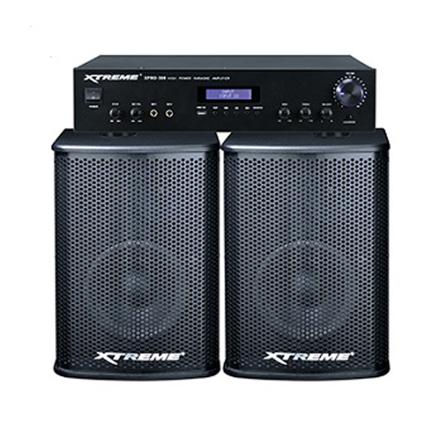 Xtreme Amplifier with Speaker Set XCS-300 の画像
