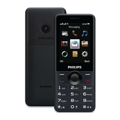 Picture of Philips Mobile Phone E168