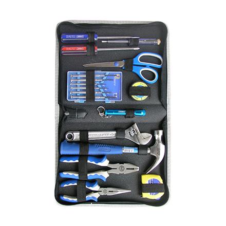 18-Piece Tool Kit K0002 の画像