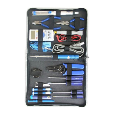 19-Piece Electronic Tool Kit K0003 の画像