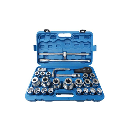 26-Piece Socket Set K0022 の画像