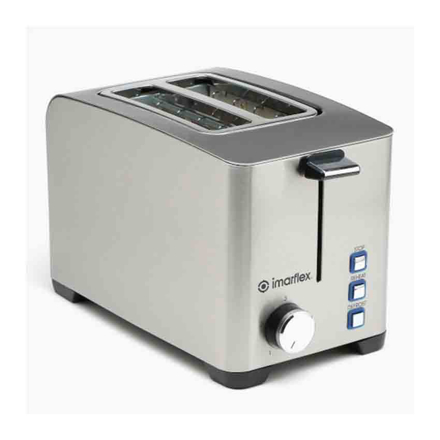 2-Slice Pop-Up Toaster IS-82S の画像