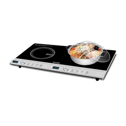 Twin Plate Induction Cooker IDX-3200HG の画像