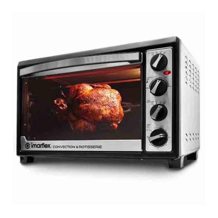 3 in 1 Convection & Rotisserie Oven IT-450CRS の画像
