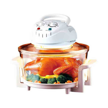 High temperature Glass Bowl Convection Roaster AX-111A의 그림