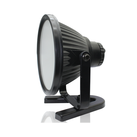 LED Weatherproof Round Floodlight 50W の画像