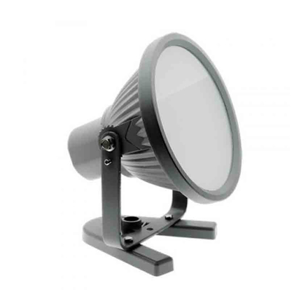 LED Weatherproof Round Floodlight 75W の画像