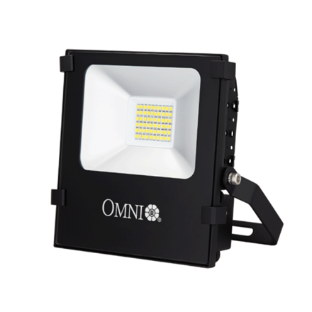 LED Weatherproof Square Floodlight 50W の画像