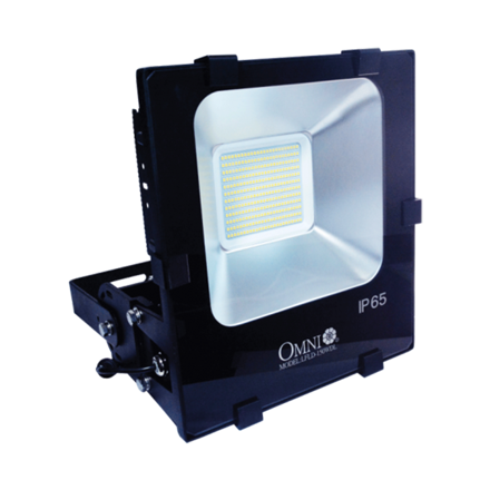 LED Weatherproof Square Floodlight 100W の画像