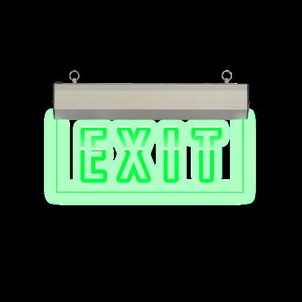 Exit Sign (Acrylic) LED/X-200 の画像