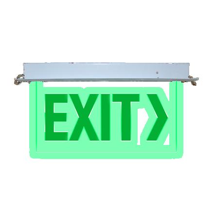 Exit Sign (Recessed) LED/X-300/L の画像