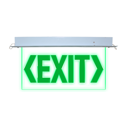 Exit Sign (Recessed) LED/X-300/D の画像