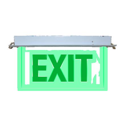 Exit Sign (Recessed) LED/X-300 の画像