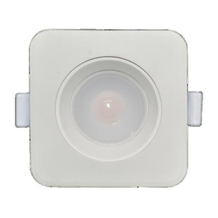 LED Square Mini Downlight 8W の画像